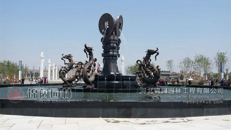 大型铜雕塑-TDX-1008
