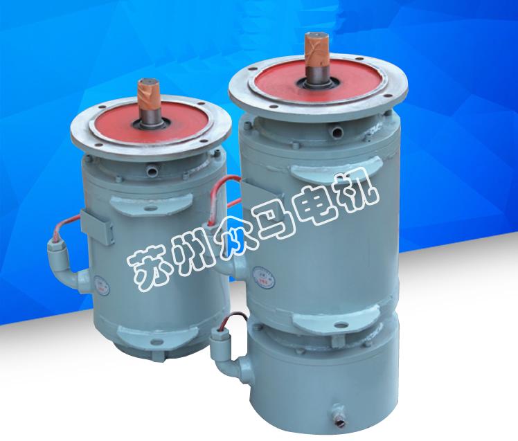 连铸设备水冷得电制动电机