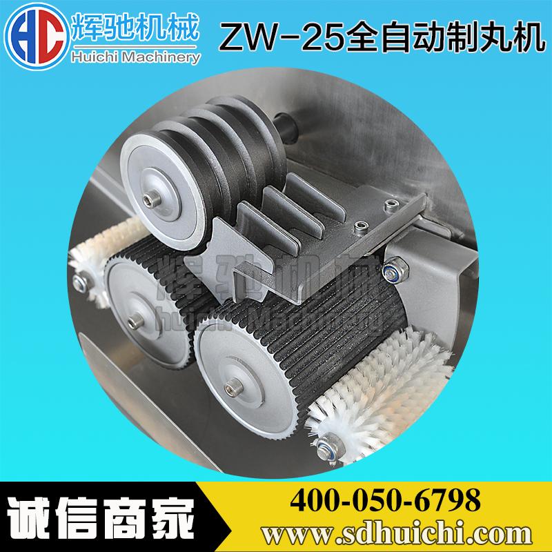 ZW-25全自动制丸机3