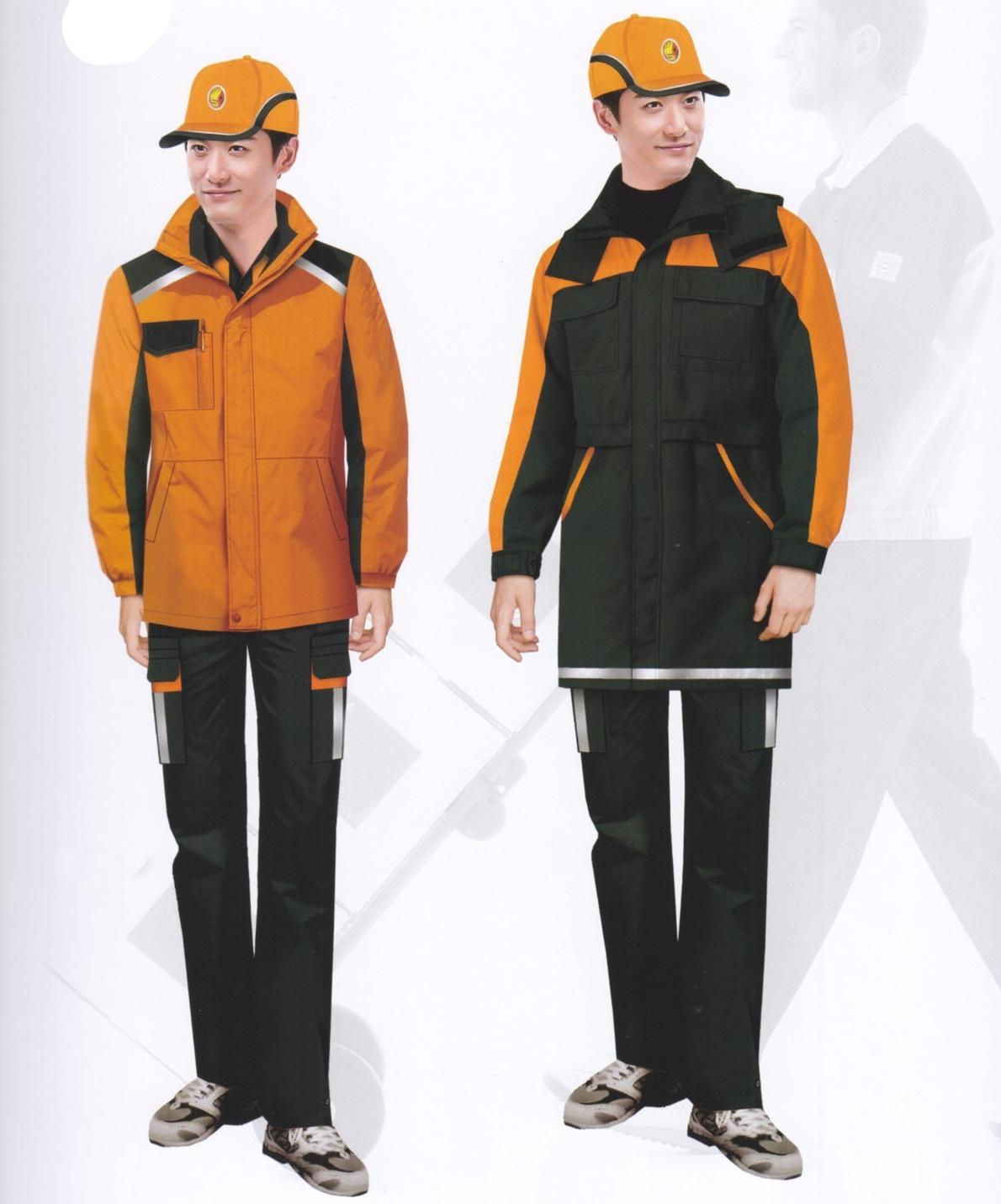 工作服需求量少的话可以选择现货工装