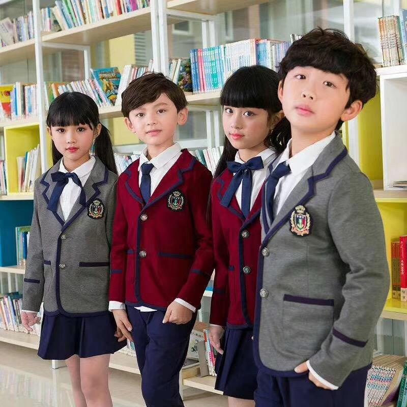 幼儿园园服订做小学生校服定制校服定做-9