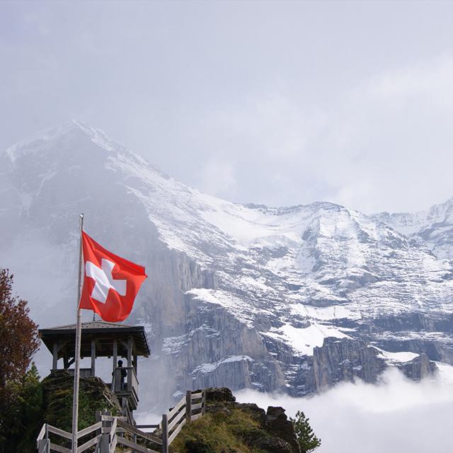 瑞士冬季赏景玩雪7日深度游
