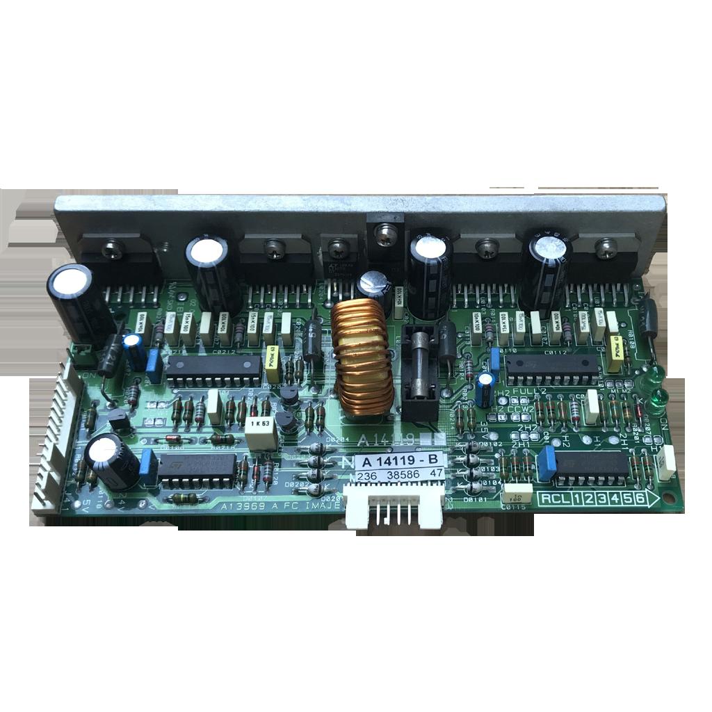 依玛士S8泵控板