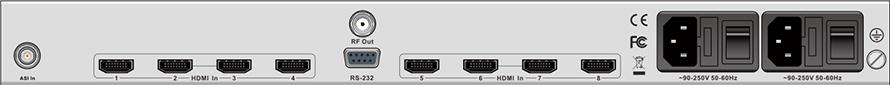 DXP-8000EM-DXP-8000EM-8XHX