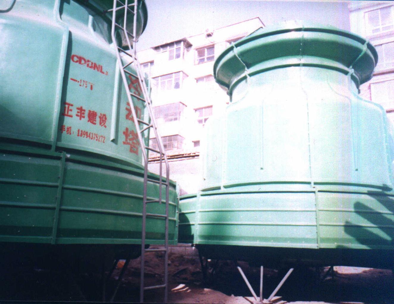 圓形冷卻塔-15