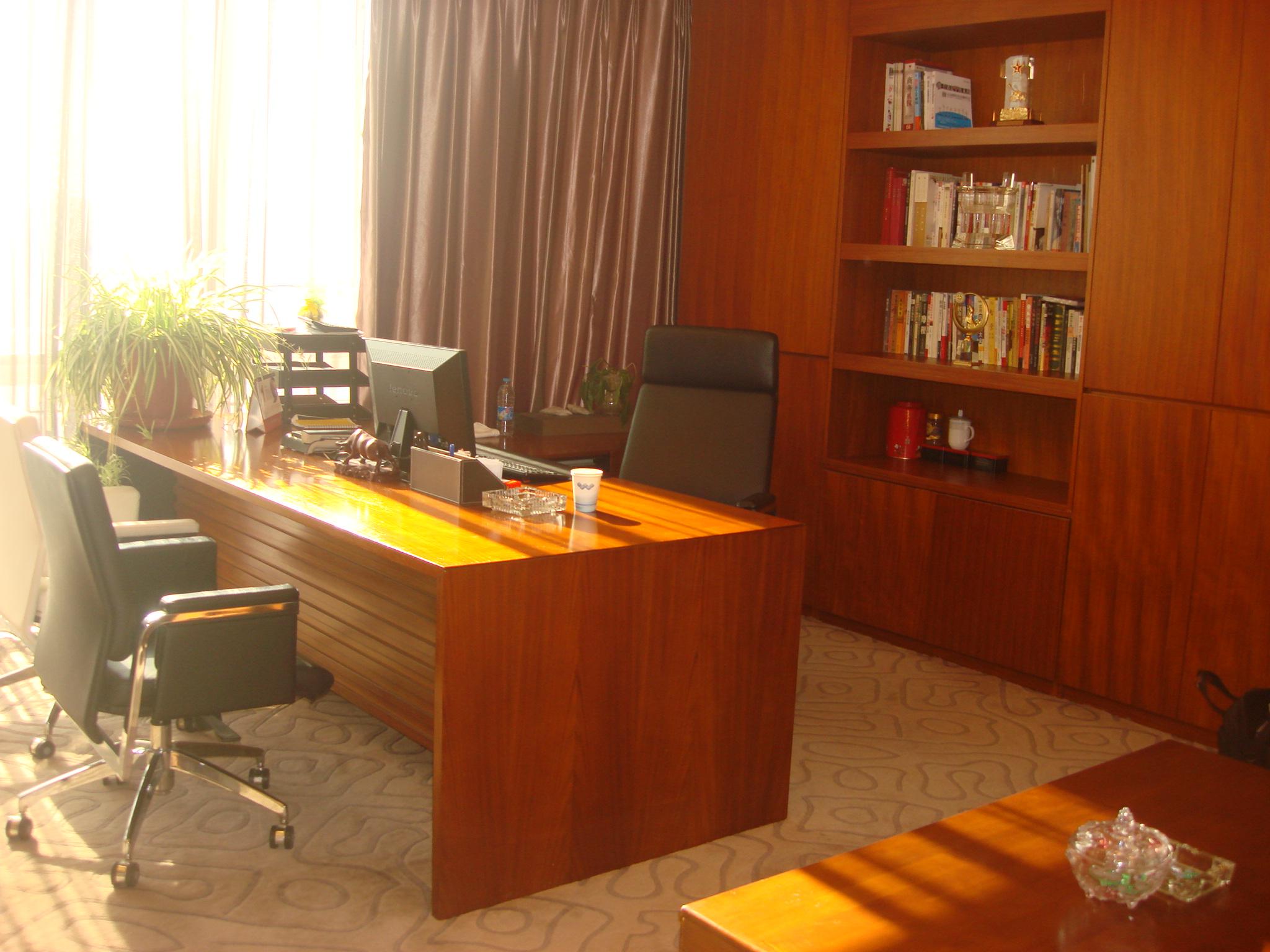 公司經理室