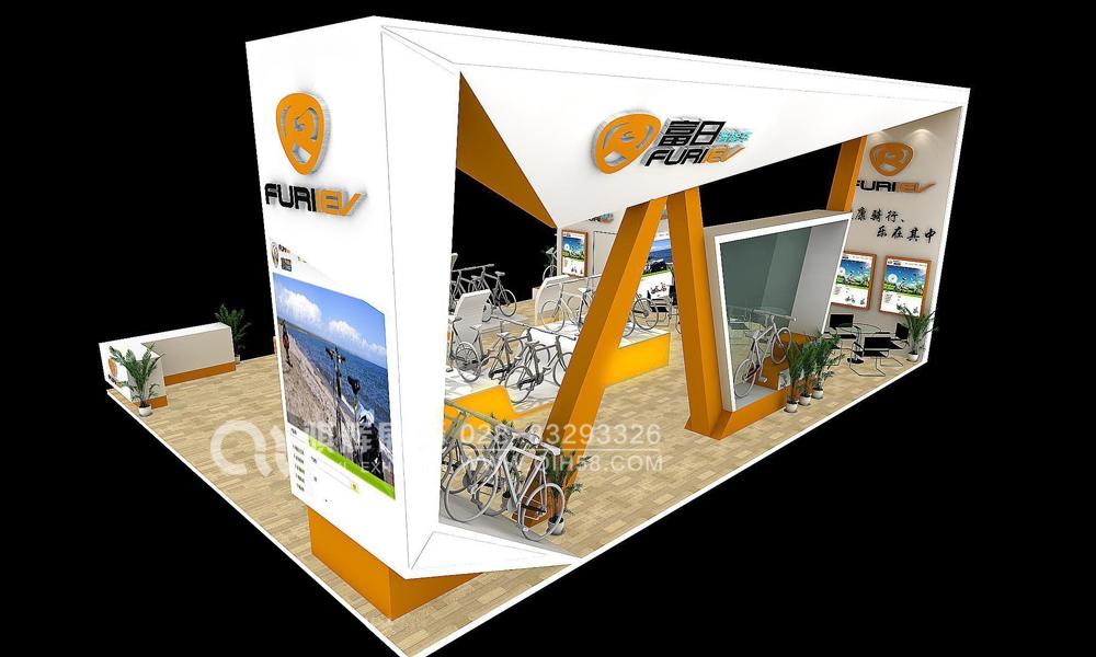 适合企业展示需求的展台设计搭建才实用