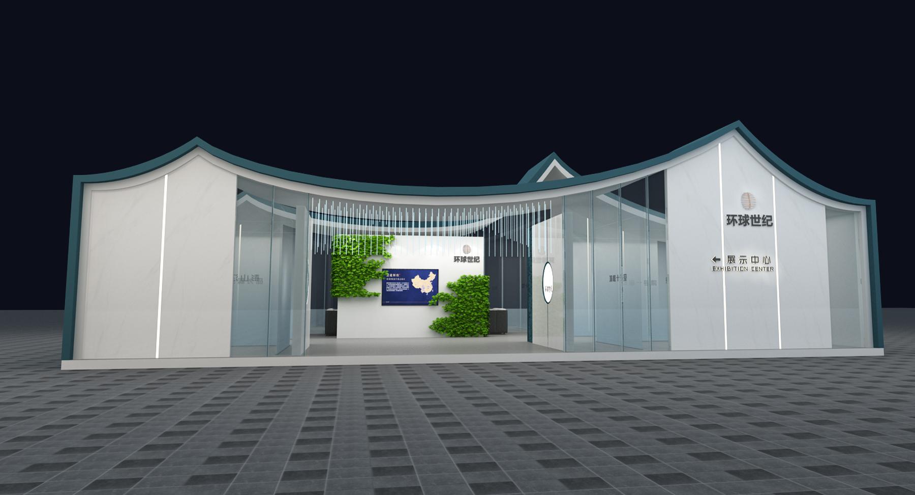 0415环球广场户外展位效果图-效果图-4