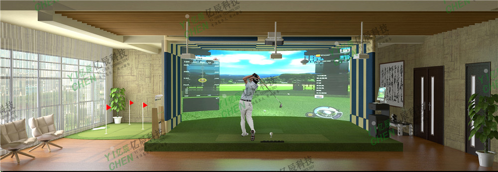高尔夫-方案效果图