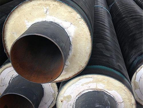 钢套钢蒸汽保温管-2