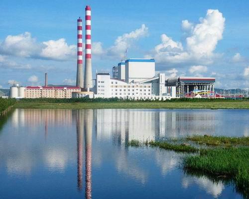 保定西北郊热电厂_案例分享-北京厚德机电设备制造有限公司