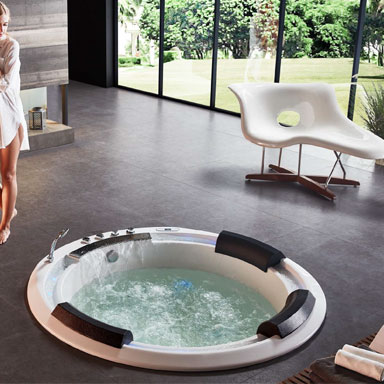 SPA, MASSAGE BATHTUB,MADE IN FOSHAN