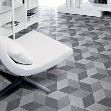 HEXAGONAL TILES,METAL TILES,175X200MM