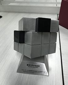 """2017年荣获""""2017一汽大众经销商市场与客户关系管理大赛最佳CRM总监奖"""""""