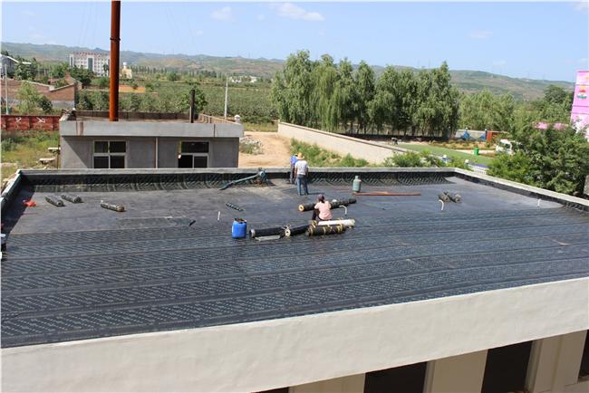 屋頂屋面防水