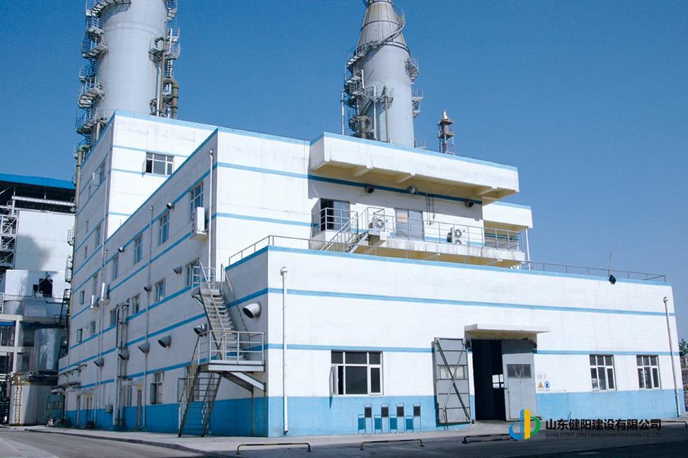 12齊魯石化熱電廠動力鍋爐煙氣脫硫硫銨