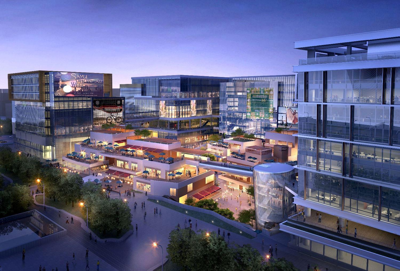 虹桥商务区将成为上海现代服务业集聚区,国际贸易中心建设的新平台,面向国内外企业总部和贸易机构的汇集地,服务长三角地区、服务长江流域、服务全国的高端商务中心。