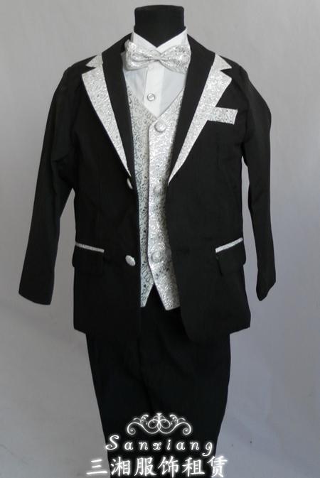 男童礼服西服