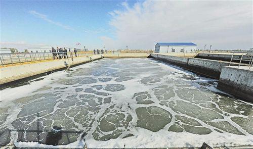 聚合氯化鋁在污水處理廠處理效果
