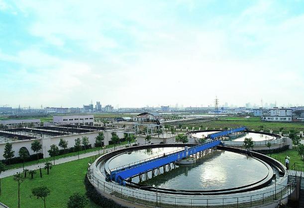 污水處理廠處理應用