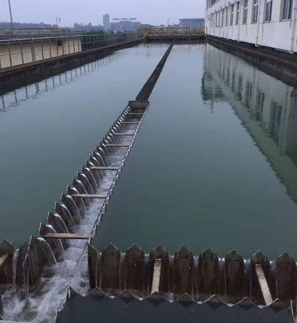 自來水廠處理案例