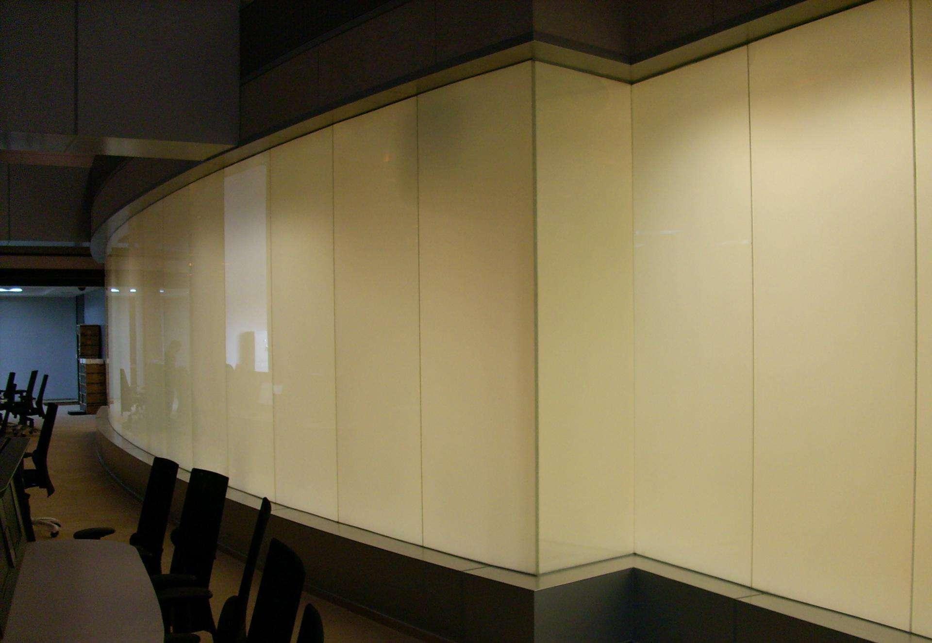 通電調光玻璃