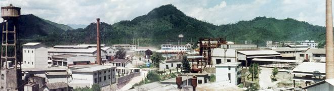 九十年代厂房