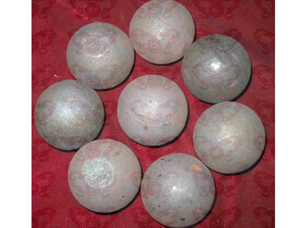低鉻合金鑄球
