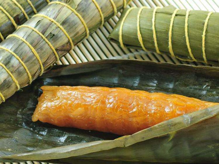 横县传统灰水粽