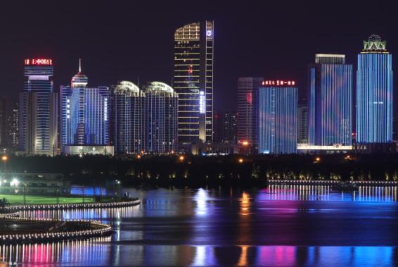 海口城市亮化一阶段
