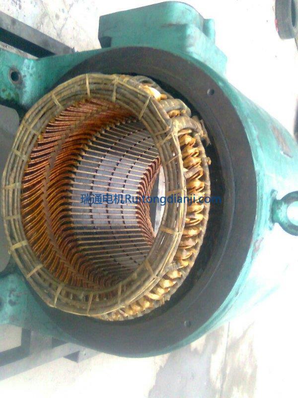 低压电机更换线圈380伏