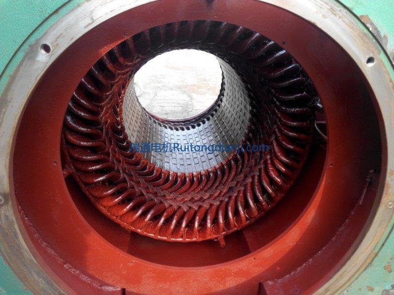 高压电机维护YKK630KW一4