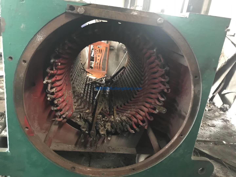 高壓電機更換10千伏線圈1250KW