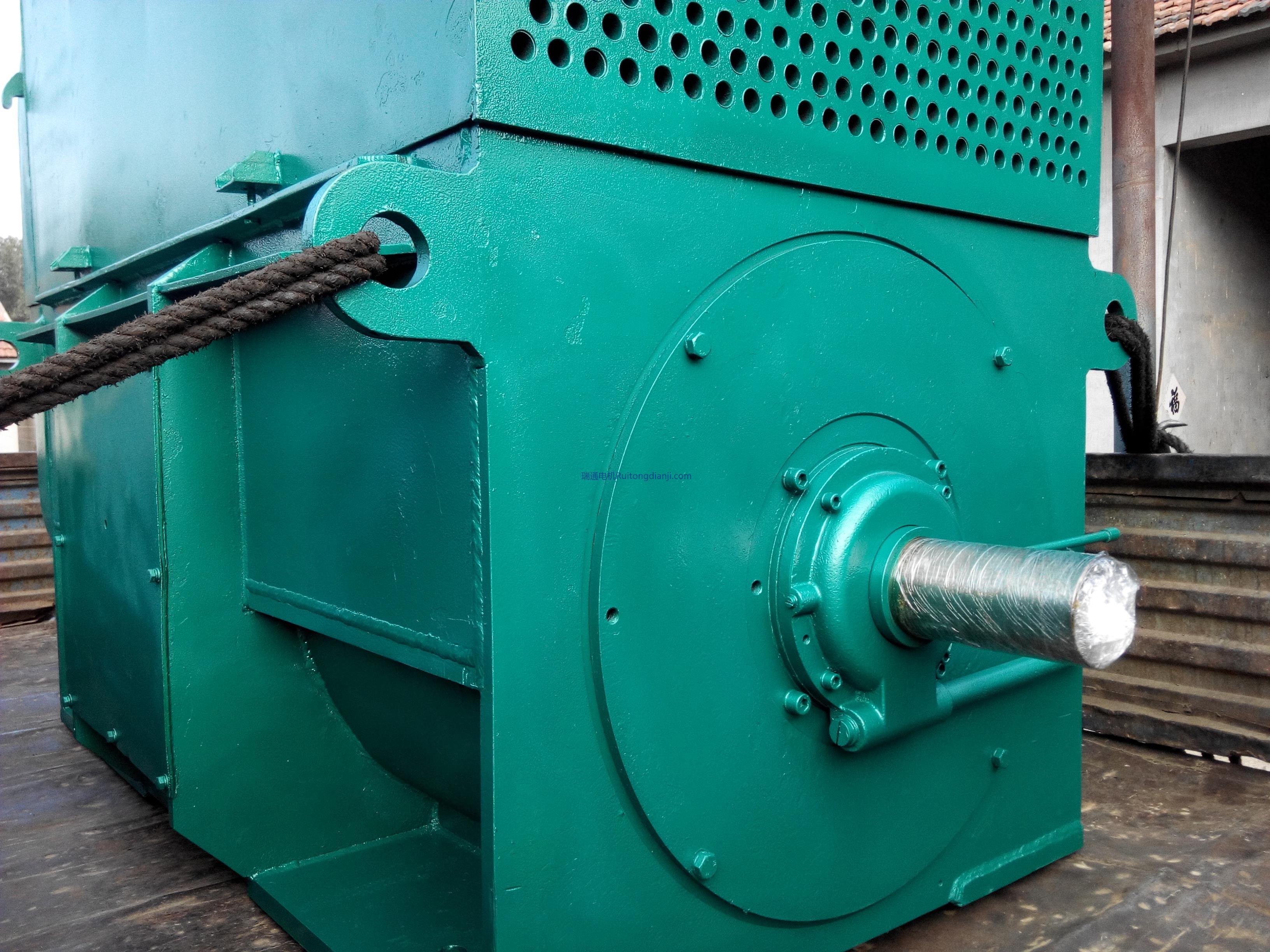 高壓電機更換線圈1250KW0