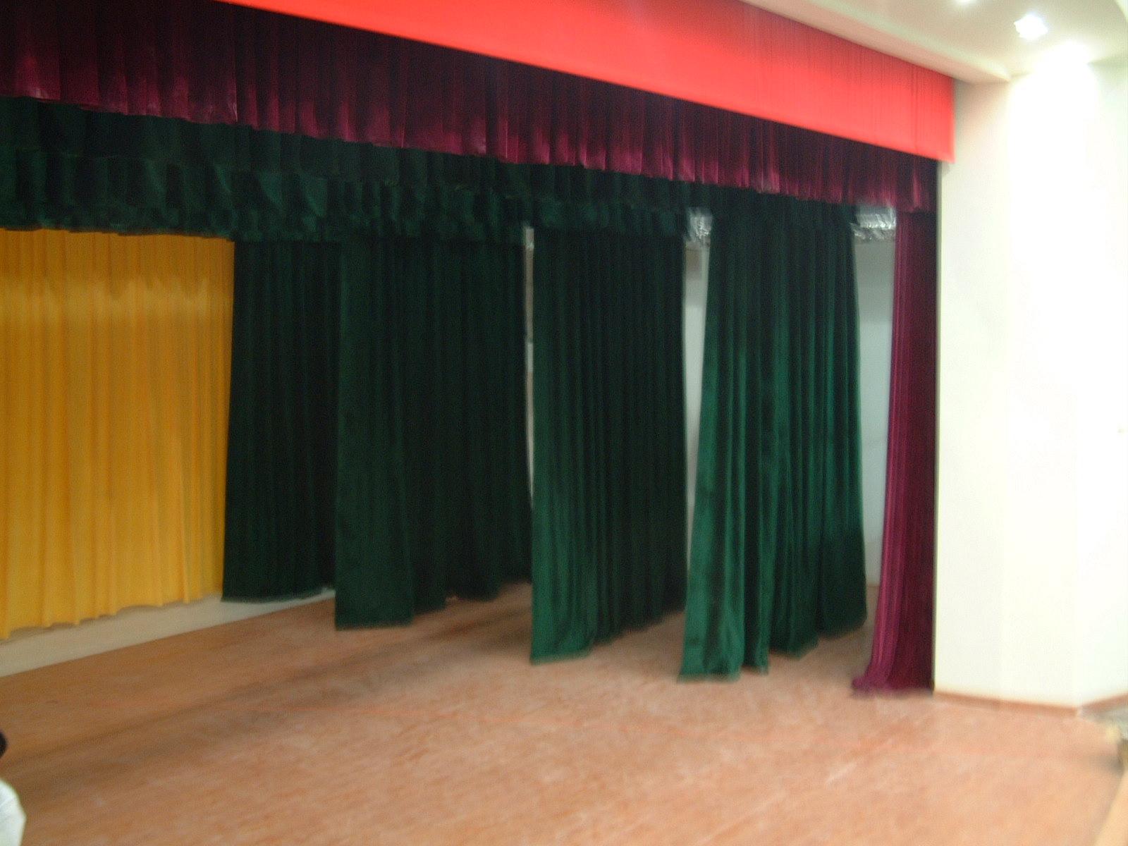 舞台幕图片
