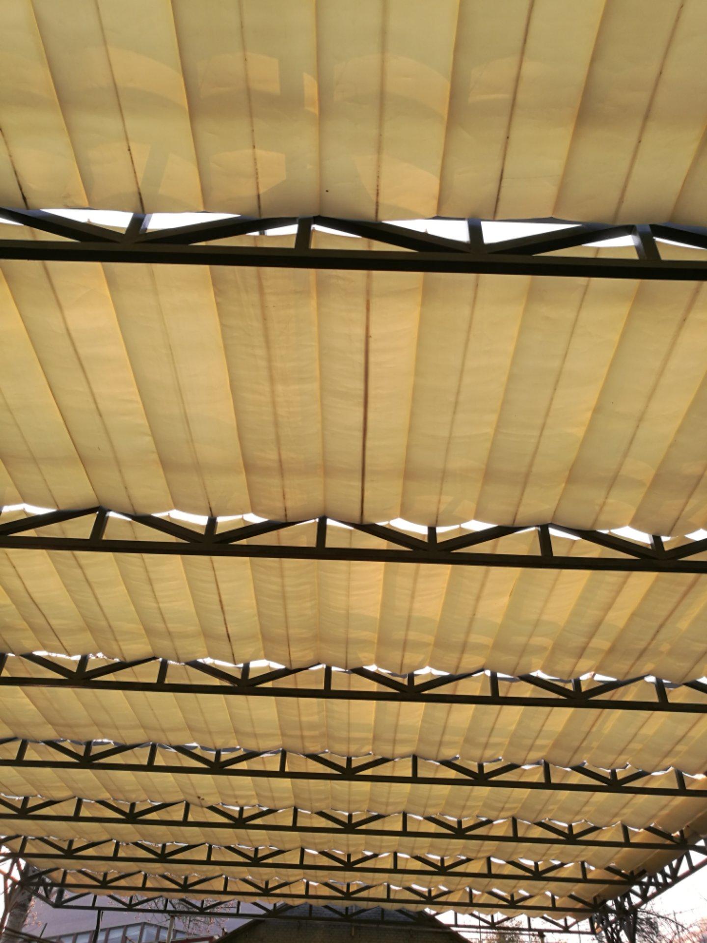 户外折叠天棚