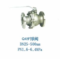 Q41F球阀