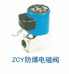 ZCY防爆电磁阀