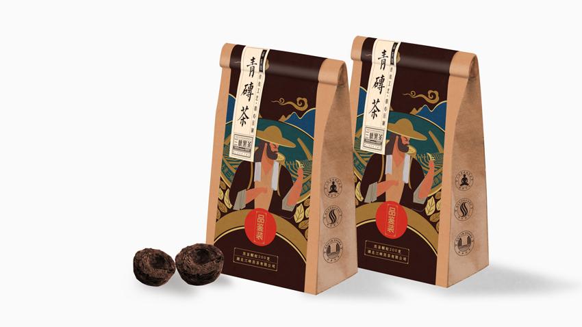 三峡黑茶8