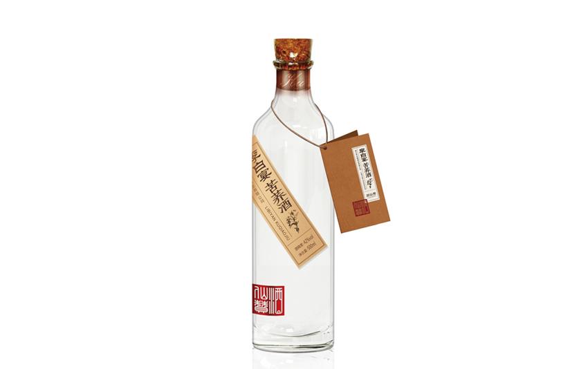 李白宴苦荞酒-2