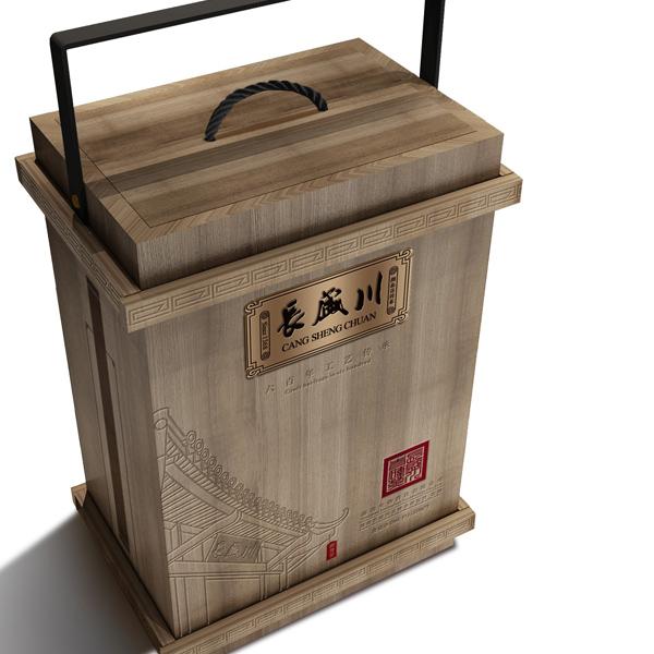 黑茶青砖茶高端爆款产品包装设计