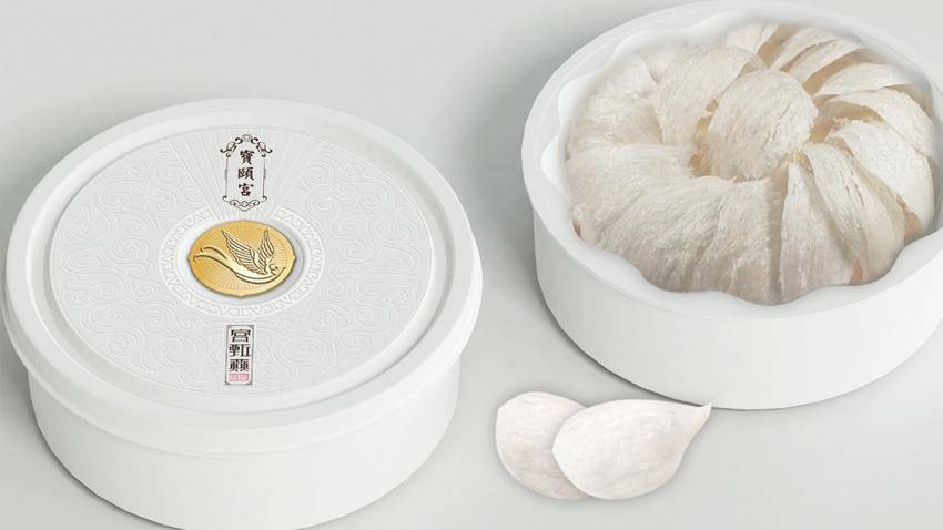 宝颐宫燕窝产品包装设计