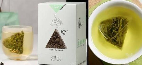 茶里绿茶原叶袋泡茶