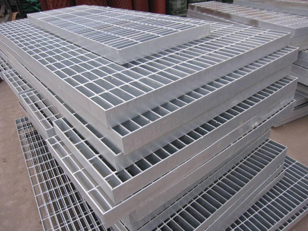 鋼格柵板案例