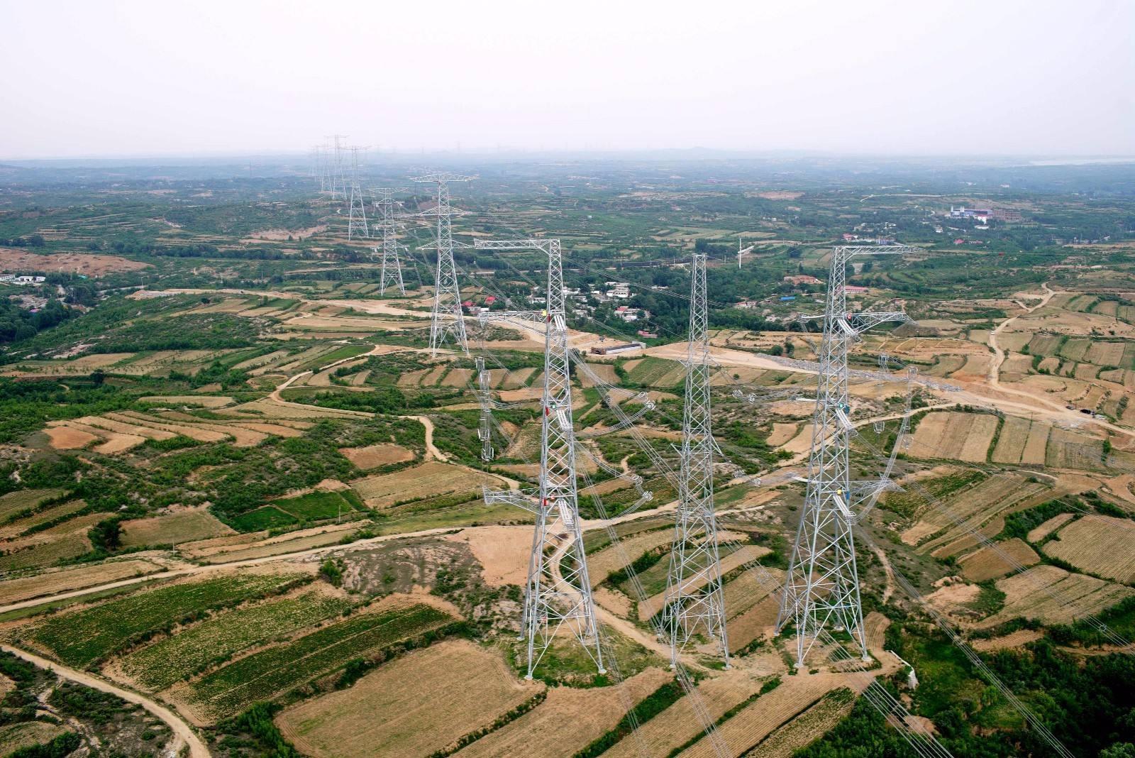 世界海拔最高输变电工程开工