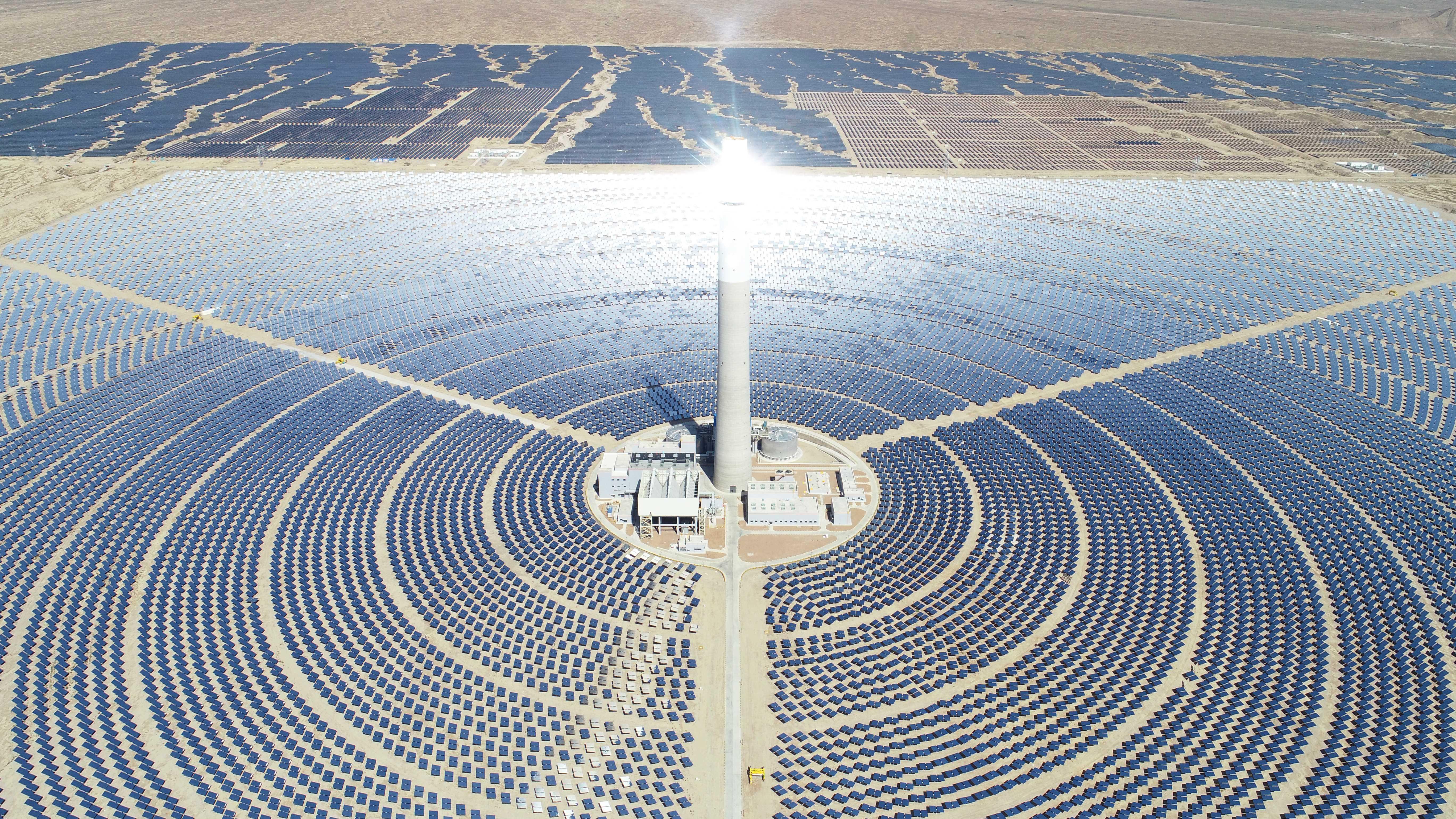 光热是未来能源体系中的重要一环