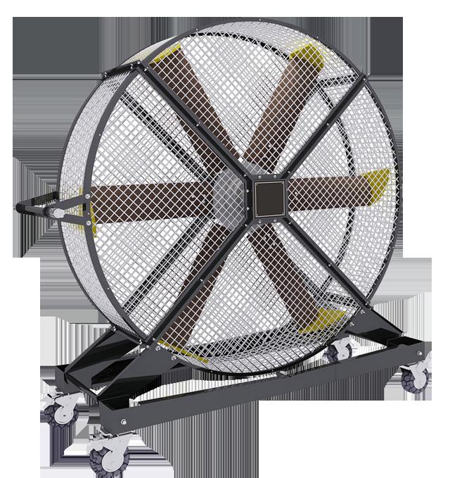 恒動系列節能移動大風扇