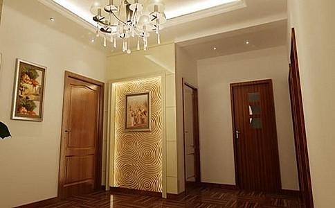 【招财风水】住宅的大门开到财位上才能够让财源滚滚而来