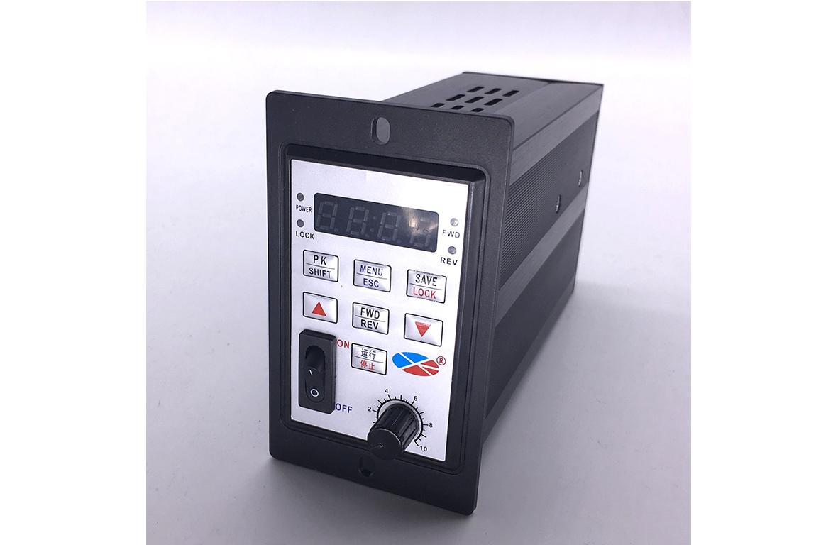 铝外壳小变频调速器 YK-XBPL(2)