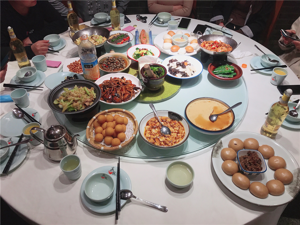 2020年3月雅树展览开工员工聚餐